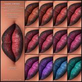 Nuve. Dark Ombre lipstick - Lelutka Evo X