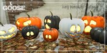 GOOSE - Scary pumpkin FATPACK