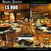 LOW PRIM - Rustic Tavern - Fully equipped - 81 prims