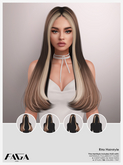 FAGA - HUD Unpack - Rita Hairstyle - [PRO PACK]