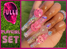 FULLE - PLAYGIRL NAIL SET