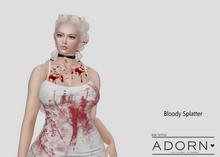 {.ADORN.}Bloody Splatter   Unpacker HUD