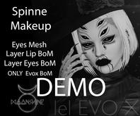 ::moonshine:: Spinne Makeup DEMO (add)