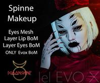 ::moonshine:: Spinne Makeup (add)