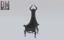Throne horns Full Perm Mesh