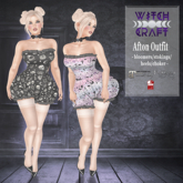 [WitchCraft} Afton Outfit - magik/pastel -