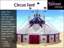 Salome design - Circus Tent
