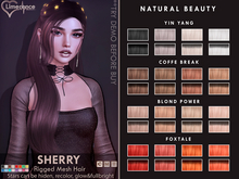{Limerence} Sherry hair-Natural beauty