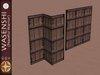 Wasenshi folding door panels (animated)