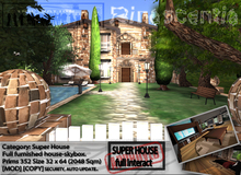 : RINASCENTIA super house Skybox . Full interact & furnished home - skybox