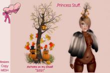 .Princess Stuff. [Autmn on my Head] *Gift 2021*wear me*