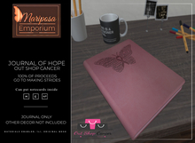 Mariposa Emporium - Journal of Hope - OSC 100%