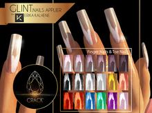 <<CRACK>> GLINT - Nails Applier for ERIKA Kalhene