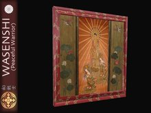 Buddhist painting in frame number 2