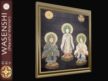 Buddhist painting in frame number 4