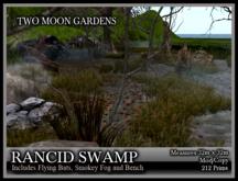 TMG - RANCID SWAMP* Landscaped Bog Garden