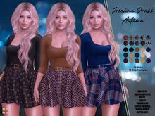 [hh] Joceline Dress Autumn