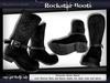 [SculptyliciouZ] Rockstar Biker Boots