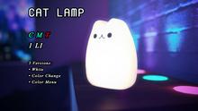 [RoS] Cat Lamp