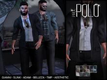 :::(POLO-PAUL)::: Urban Suit Set - Fat Pack - SIGNATURE - BELLEZA - AESTHETIC - ADAM - TMP - SLINK
