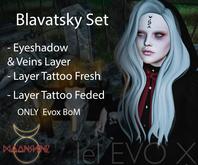 ::moonshine:: Blavatsky Set (add)