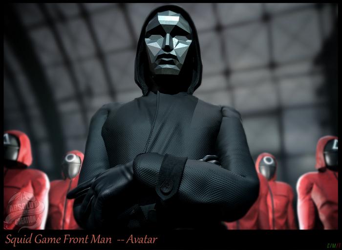 *!* Front Man Squid Game - Avatar Bento