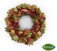 -Mint- Fall Wreath