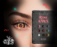 W&Co. Rune Enchantress Eyes Box BOM
