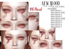 XS Primal EvoX New Blood