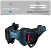 :::SOLE::: SA - AHW Control Visor (Blue)