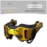 :::SOLE::: SA - AHW Control Visor (Yellow)