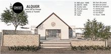 14. Concept} ALQUER.HOUSE . RARE