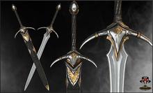 TSC Renaissance 2h Sword (Unity Maxim)