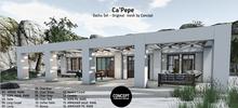 01. Concept} Ca'Pepe. House. RARE