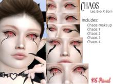 XS Primal EvoX Chaos