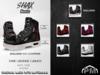 :PM: Cyberpunk Boots Shax - FATPACK