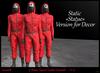 *!* Static Guards Squid Game   - Statue DECOR