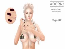 {.ADORN.} Russian Doll Nail Appliers  Unpacker HUD