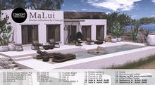 24. Concept} Malui..House. RARE