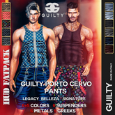 Guilty 065 Porto Cervo Pants [Luxury]