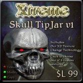 Xtreme Skull TipJar  v1