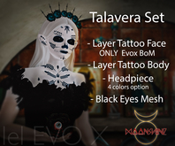::moonshine:: Talavera Set (add)