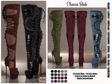 [hh] Channa Boots
