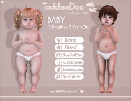 ToddleeDoo - Baby