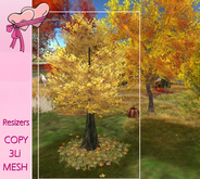 .Princess Stuff. [Autumn Tree & Leave Ansamble]_add