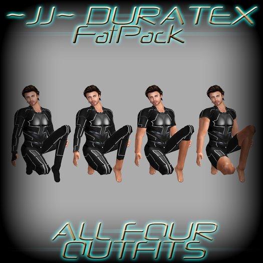 ~JJ~ DuraTex Body Suit (FatPack)