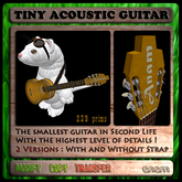 ANAM - Tiny Acoustic Guitar