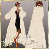 AlaFolie DONNA fur clair coat