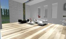 Designer Prims -Chic Studio Home - Modern Prefab House