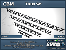 SHX-CBM-Truss Set